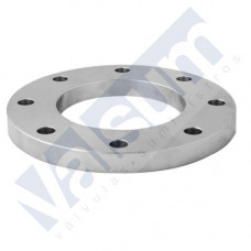 BRIDA PLANA DIN-2573, ACERO INOXIDABLE,  PN-6